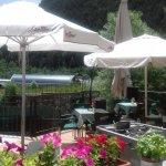 Nueva terraza & bar area