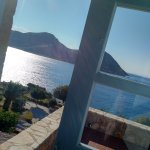 View from the top room in the biggest house at Onar, literally took my breath away