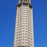 Le clocher de l'église Saint-Joseph.