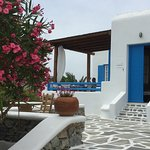 Ena, a fabulous one bedroomed apartment with balcony and seaview
