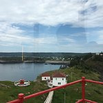 Amazing views from the top of the lighthouse.  Great info on the building & island. Worth the $5