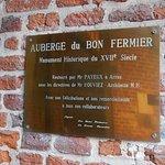 Photo of Auberge du Bon Fermier