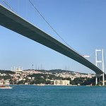 Photo of The Bosphorus Bridge