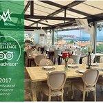 Terrace Vourla Restaurant Cafe Bar