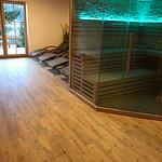 kleiner Saunabereich