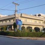 Blue Sky Hotel Bild