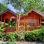 taekwooden bungalow