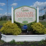 Culinary Institute Sign off of Mayfield