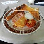 Special Breakfast, Inversnecky Cafe, Aberdeen