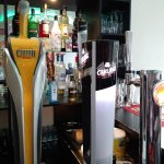 The Bar and Draught Beers