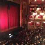 Bristol Hippodrome - stage.