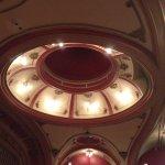 Bristol Hippodrome - opening dome.