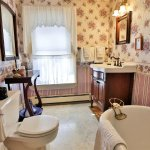 Traditional old style bathroom