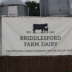 Foto de Bluebells Cafe at Briddlesford Lodge Farm