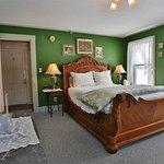 "Room 7, AKA the ""Green Room"""
