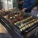 Barbecue night!
