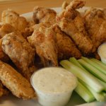 Dry Mesquite Wings