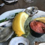 Oysters for starter 2