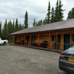 Backwoods Lodge Foto