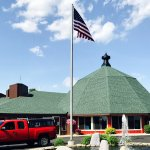 Round Barn Lodge Photo