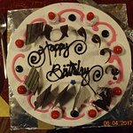 My birthday cake!