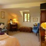 Cream Bedroom showing room detail