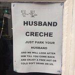 A pub with a sense of humour