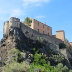 Vue sur la Citadelle depuis le Musée.