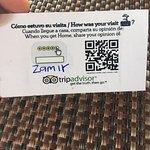Zamir is good fella, excellent service