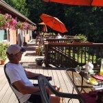 Lovely veranda