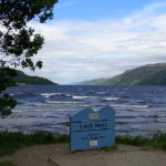 Loch Ness at Fort Augustus