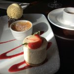 The Love Boat a shared dessert