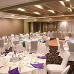 Doubletree Wedding Reception