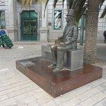 Foto de Estatua de Hans Christian Andersen