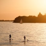 SUP and Kayaks are an AMAZING way to see Lake Murray