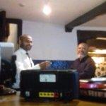 Friendly staff at the rajbari