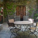 The private outdoor area of El Patio.