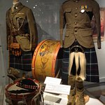 Scottish Regiment uniforms