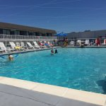 The largest heated pool in Ocean City