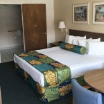 Handicap/King rooms available