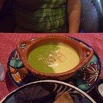 Sopa Bicolor