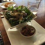Rocket salad with Parmesan Cheese