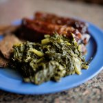 We smoke pulled pork, pork ribs, and beef brisket each week. Check our site for daily availabili