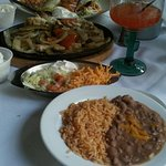 Their Chicken Fajitas Are Total Perfection! Yummy X Yummy!!!