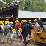 Foto di Bachelor Syracuse Mine Tour