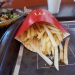 McDonald's, 22525 Woodward Ave, Ferndale MI. Nice Fries.