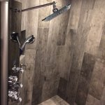 Parker-Bateman Suite Shower