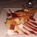 Pineapple Delight (I believe) Best dessert on the table