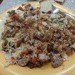 Spicy Chicken Shawarma & Rice