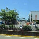 Entry to Cebu South Terminal Bus Station